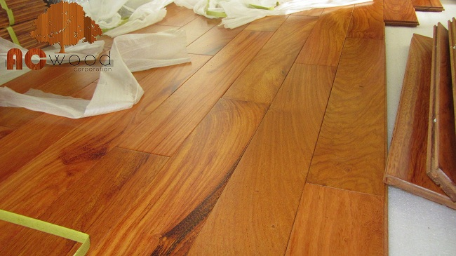 sàn gỗ gõ