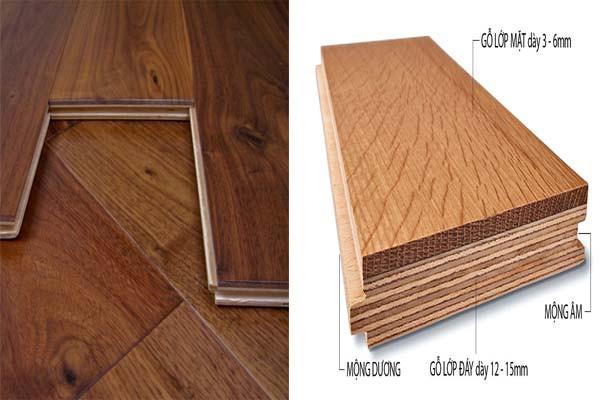 Sàn gỗ tự nhiên Engineered