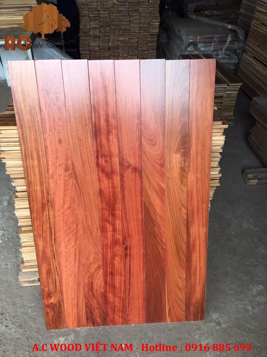 Sàn gỗ Cẩm Lai giá rẻ