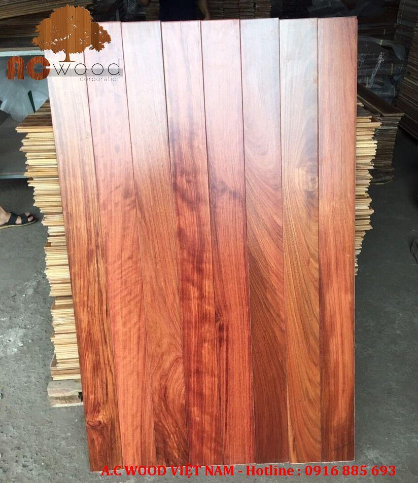 sàn gỗ tự nhiên cẩm lai