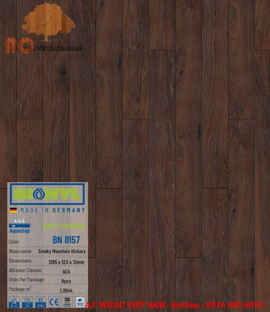 sản phẩm sàn gỗ binyl