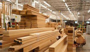 Sản xuất gỗ công nghiệp