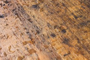 Cách khắc phục sàn gỗ bị ngấm nước