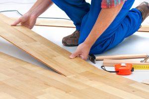 Lót sàn gỗ giá bao nhiêu?