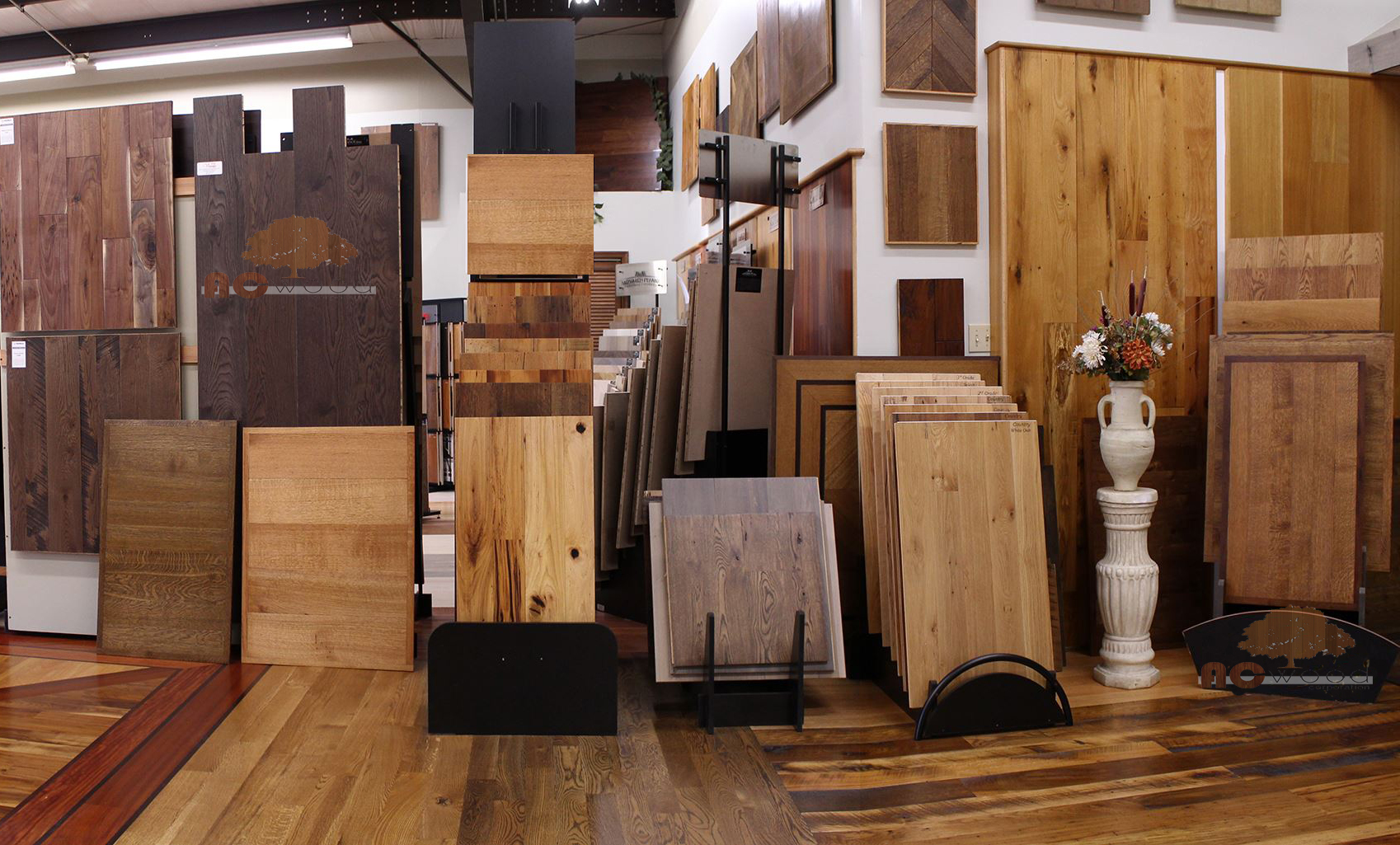 Giá thành của sàn gỗ trên thị trường phụ thuộc và nhiều yếu tố khác nhau