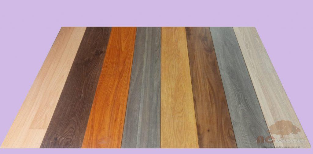 các loại sàn gỗ Malaysia