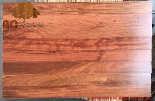 báo giá sàn gỗ cẩm lai