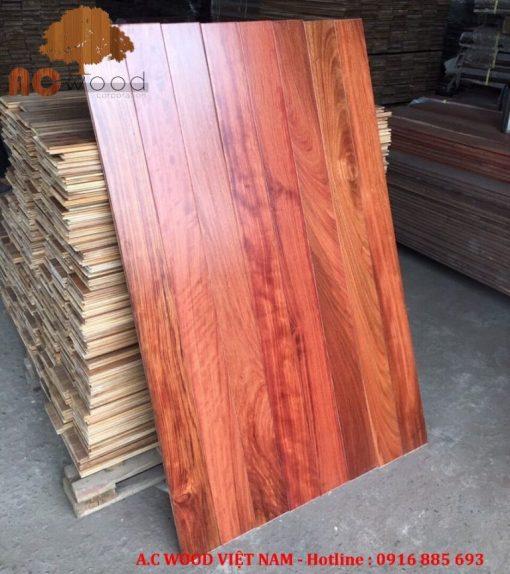 báo giá sàn gỗ cẩm lai 2021